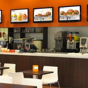 Albron center parcs menu content