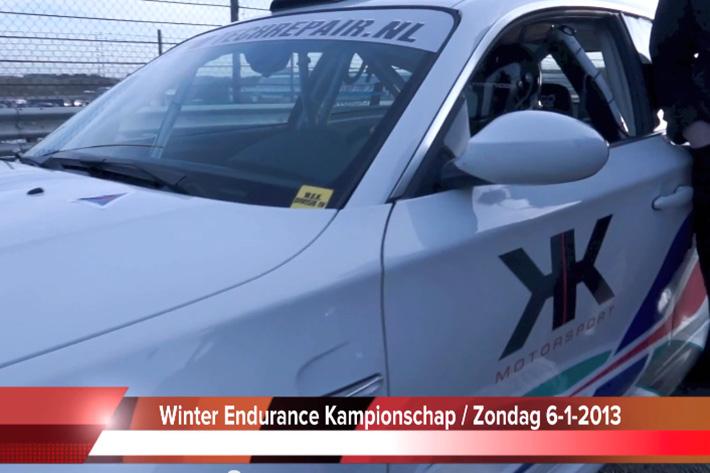 K en K Motorsport nieuwjaarsrace impressie